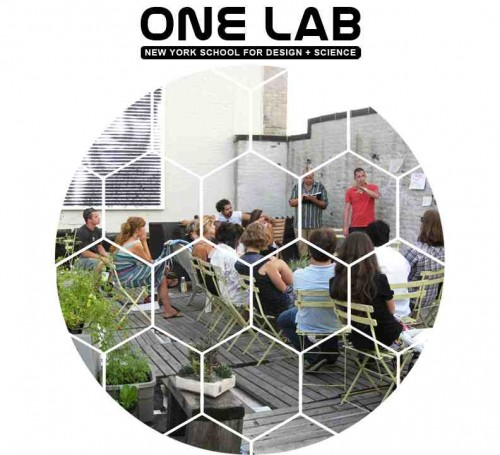 ONE Lab (image courtesy of competition website)