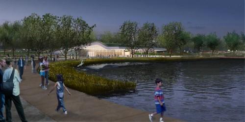 Nelson Byrd Woltz Landscape Architect & Paul Murdoch Architects