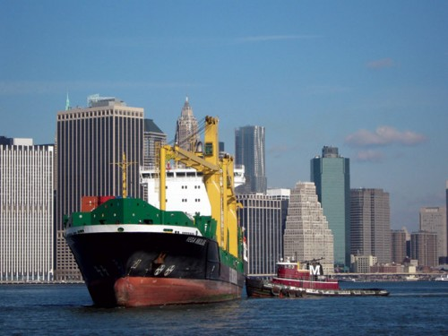 A $250 million influx will make way for ever-larger cargo vessels.