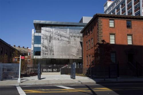 Building 92 at the Brooklyn Navy Yard. (Dave Pinter / Flickr)