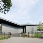 Toshiko Mori's Poe Park Visitor Center may finally get staffed. (Courtesy Iwan Baan)