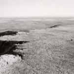 Quarried Mesa Top, Pueblo County, Colorado, 1978. (Robert Adams/LACMA)