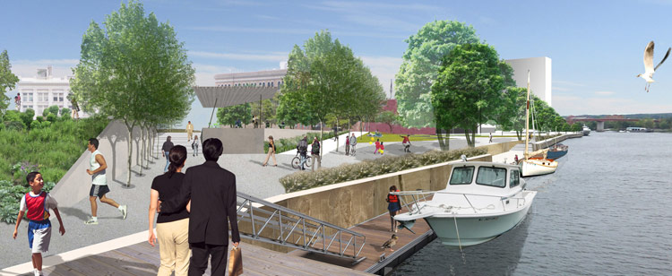 Troy Troy Again Architects Revamping An Aging Waterfront
