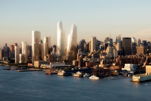 "The Megaprojects Conference features Hudson Yards as a ""Megaproject for the 21st Century"" (Courtesy Related)"