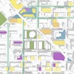 Site plan for new headquarters (NBBJ)
