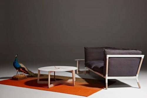 BluDot's new Grotto sofa.