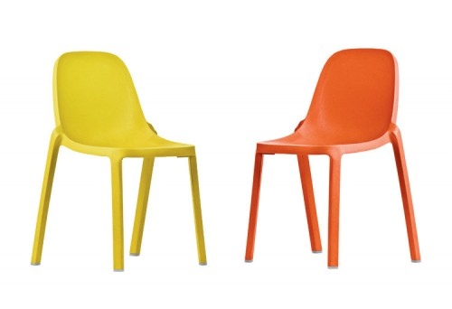 Philippe Stark's Broom chair for Emeco.