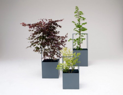 The Skyline Planter by Phase design.