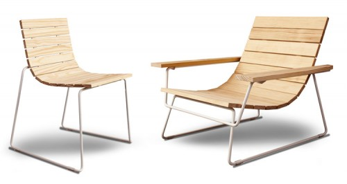 The Plank collection by Council design.