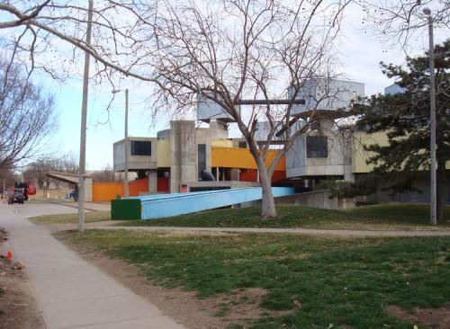 John Johansen's Mummers Theater in Oklahoma City. (Courtesy of Farooq S. Karim)