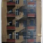 Rosige Zukunft (HPM, Warschauer Strasse Version #4) (Courtesy Jonathan LeVine Gallery)