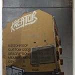 Kids on Roof (HPM, Boxhagener/Kreator Version #2) (Courtesy Jonathan LeVine Gallery)