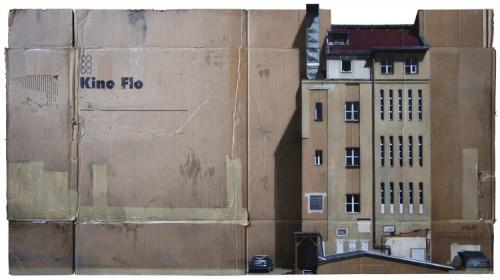 Großes Kino (HPM, Charlottenstr Version #3) (Courtesy Jonathan LeVine Gallery)