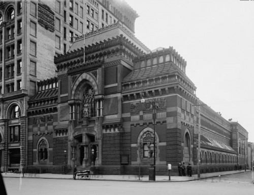 The Pennsylvania Academy of Fine Arts (Courtesy ilovemyarchitect.com)