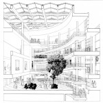 High Museum, courtesy Richard Meier and Partners