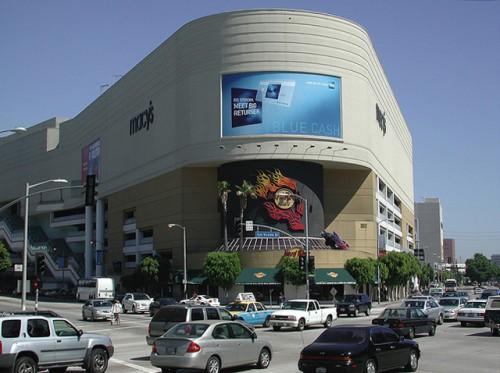 The notorious Beverly Center (flickr user JohnnyRokkit)