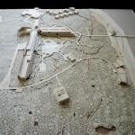 Kanai Retreat Model, courtesy Richard Meier and Partners