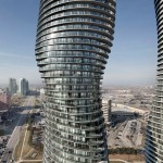 Absloute Towers balconies (MAD Architects / Tom Arban)