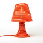 Coil Lamp by Craighton Berman.