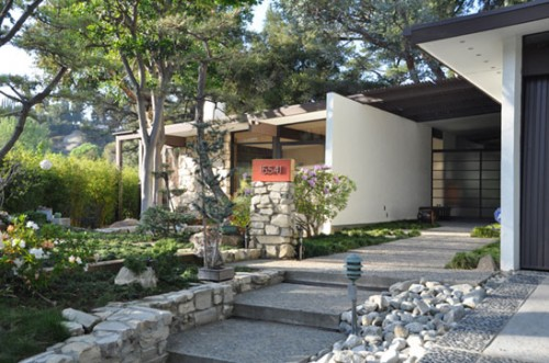 Another home on the tour, the Phineas Kappe Residence. (Anne Zimmerman)