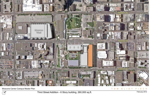 Expansion opportunity from the Moscone Expansion RFQ.
