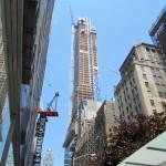 De Portzamparc Tops Out in Manhattan