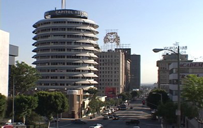 A look at Hollywood (courtesy stock footage hollywood)