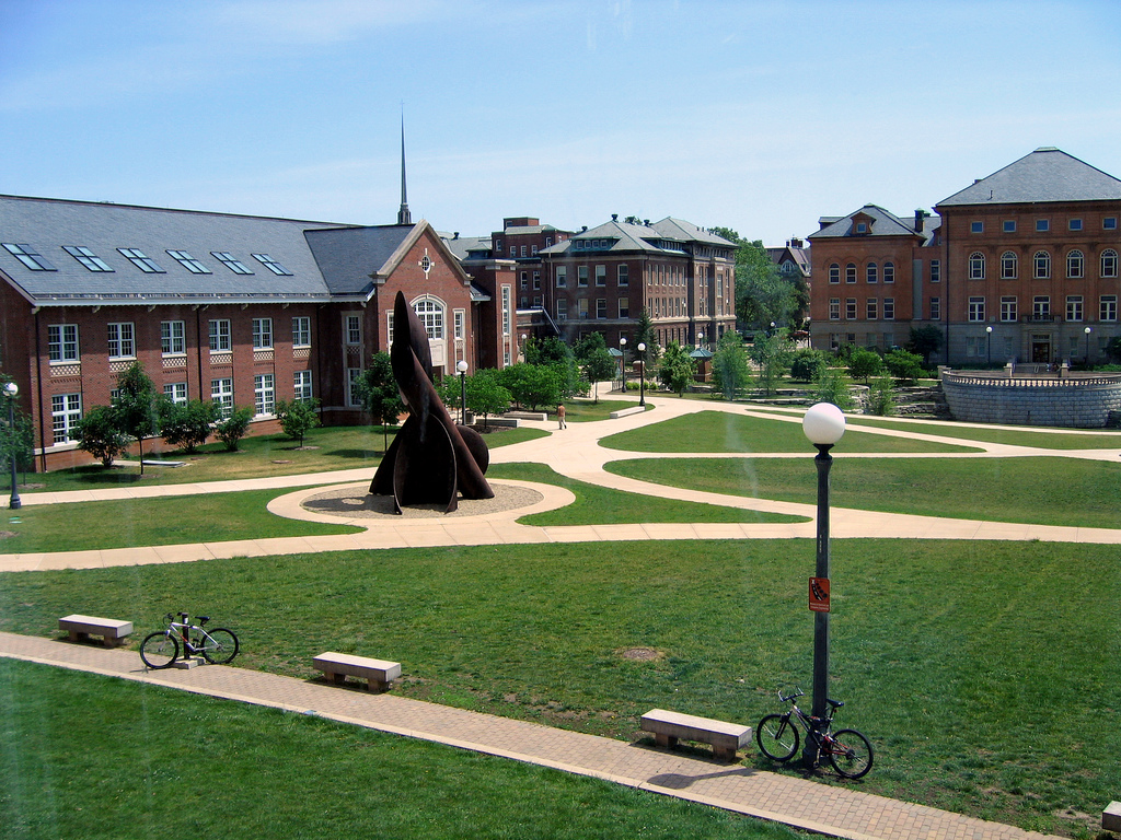 North Quad
