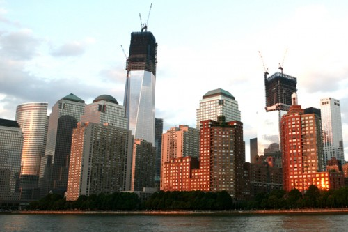 One World Trade is now half full (Stoelker/AN)
