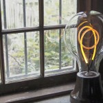 The LED Alva lamp. (Courtesy Luke Anderson)