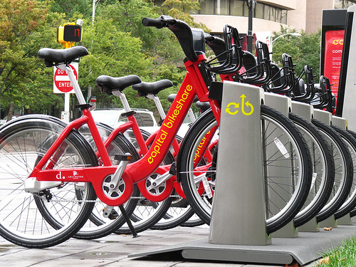 Bikeshare Dc D C Since it launched