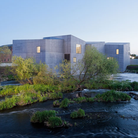 The Hepworth Wakefield by Chipperfield.