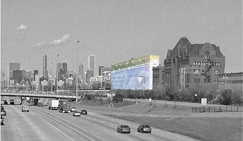 IIT's Innovation Center will overlook the Dan Ryan Expressway. (Courtesy IIT)