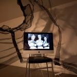 Noesis, installation art by Amy Jean Boebel. (Kenneth Johansson)