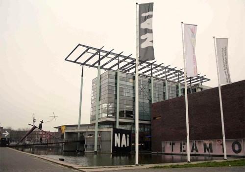 Netherlands Architecture Institute. (Paul Joseph/Flickr)