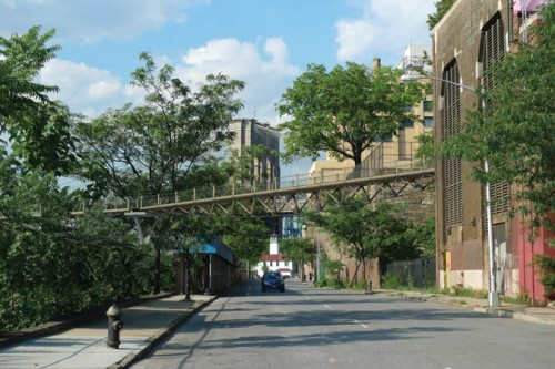 Construction of the Squibb Pedestrian Bridge, Brooklyn: A Project of Brooklyn Bridge Park and the Department of Parks & Recreation, HNTB