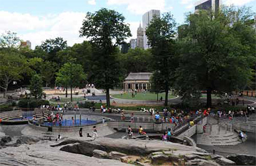 Special Recognition Award to the Central Park Conservancy's Plan, Manhattan: Planning, Design & Construction Division