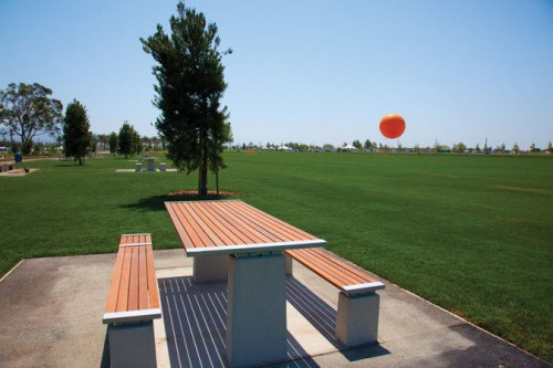 The OC Great Park's North Lawn (Sam Lubell)