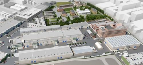 Brooklyn Navy Yard hope to build media hub with Steiner Studios.