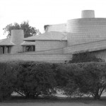 The David Wright House was built for Frank Lloyd Wright's son David. (Thompson Photography)