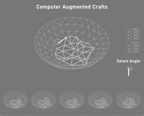 Computer Augmented Craft