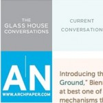 Join AN for a Glass House Conversation