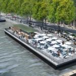 Right Bank: Port de l'Hôtel de Ville (Courtesy APUR/J.C. Choblet)