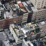 Warren Street from the 103rd floor.