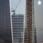 One World Trade viewed from Tower Four.