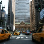 Grand Central Terminal from Park Avenue. (Tom Stoelker/AN)