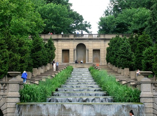 Meridian Hill (Malcom X) Park  (Photo Credit: Glenn LaRue Smith, ASLA)