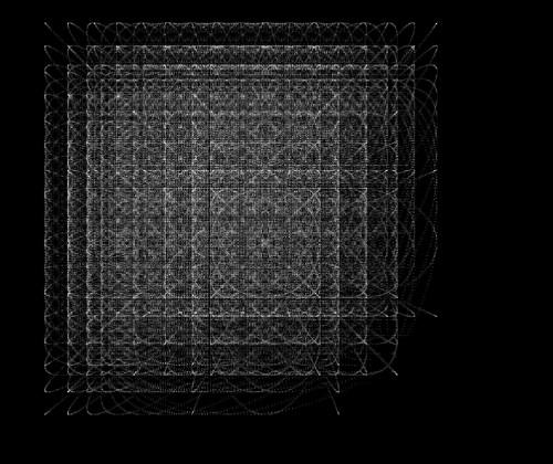 Analemma (2012, Cecil Balmond Studio)