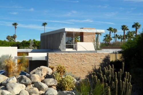 Neutra's Kaufmann House in Palm Springs (Docomomo)