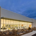Facebook Prineville Data Center, Oregon, Sheehan Partners. (Open Compute Project)